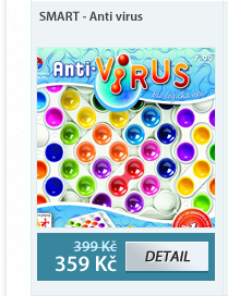 SMART hra - Anti virus