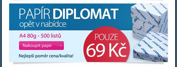 papír diplomat