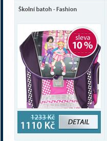 Školní batoh - Fashion