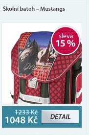 Školní batoh - Horses