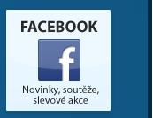 Najdete nás i na facebooku