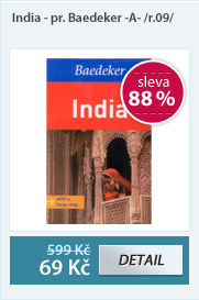 India /Indie/ - Baedeker Travel Guide