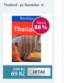 Thailand /Thajsko/ - Baedeker Travel Guide