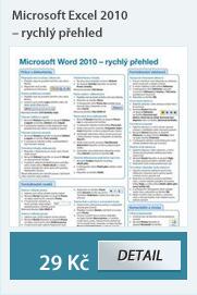 Microsoft Word 2010 – rychlý přehled