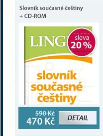 Slovník současné češtiny + CD-ROM