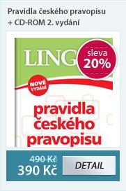 Pravidla českého pravopisu + CD-ROM 2. vydání