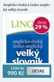 Anglicko-český a česko-anglický velký slovník