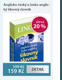 Anglicko-český a česko-anglický šikovný slovník