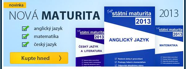 Nová maturita 2013