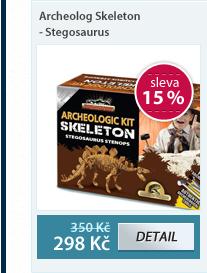Archeolog Skeleton - Stegosaurus