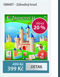 SMART hra - Záhadný hrad