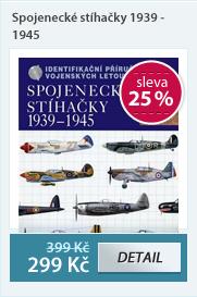 Spojenecké stíhačky 1939 - 1945