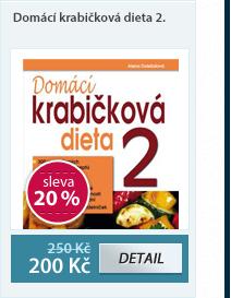Domácí krabičková dieta 2.