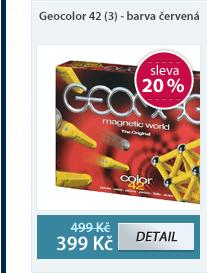 Geocolor 42 - barva červená