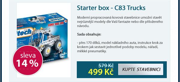 Starter box - C83 Trucks