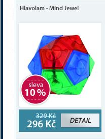 Hlavolam - Mind Jewel