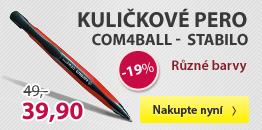 Kuličkové pero com4ball