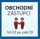 Obchodní zástupci po celé ČR