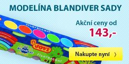 Modelína Blendiver