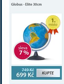 Globus - Elite 30cm