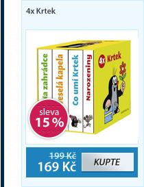4x Krtek