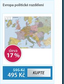 – Evropa politické rozdělení