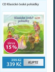 CD Klasické české pohádky
