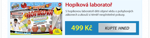 Hopíková laboratoř