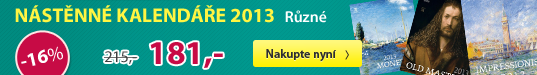 Nástěnné kalendáře 2013