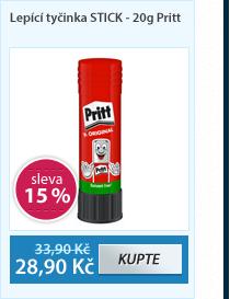 Pritt STICK Lepící tyčinka - 20g