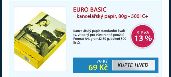 Papír Euro Basic