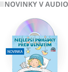 CD Nejlepší pohádky před usnutím