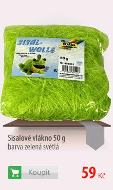 Sisalové vlákno 50 g