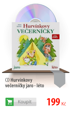 CD Hurvínkovy večerníčky jaro - léto