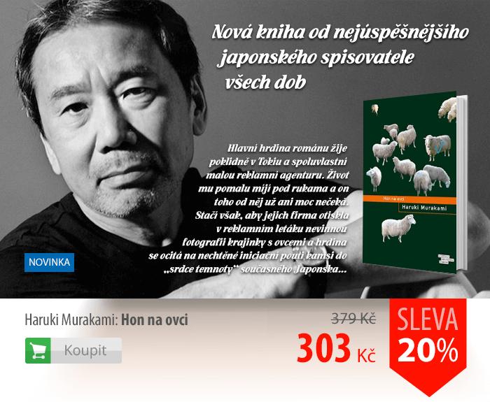 Haruki Murakami Hon na ovci