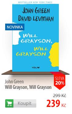 Will Grayson, Will Grayson kniha