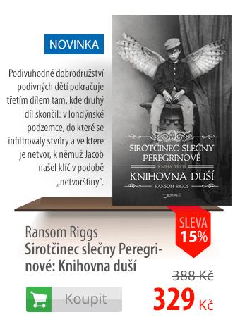 Sirotčinec slečny Peregrinové - Knihovna duší