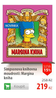 Simpsonova kniha moudrosti Margina kniha