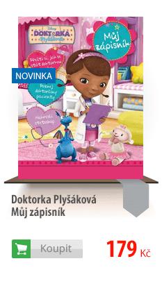 Doktorka Plyšáková Můj zápisník