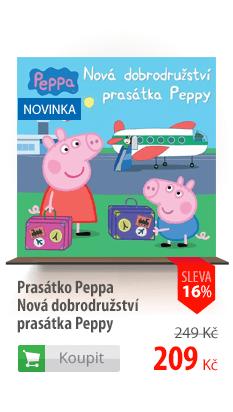 Nová dobrodružství prasátka Peppy