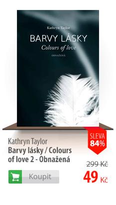 Barvy lásky Obnažená kniha
