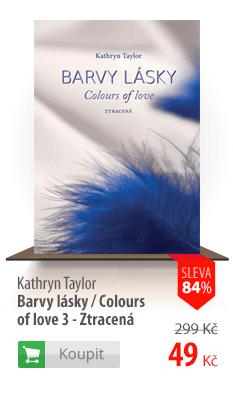 Barvy lásky Ztracená kniha