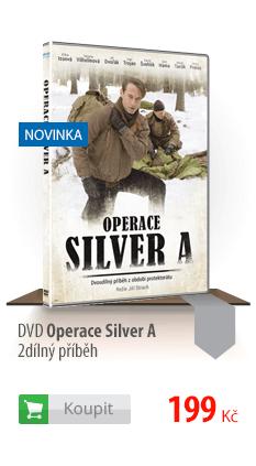 DVD Operace Silver A