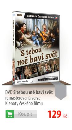 DVD S tebou mě baví svět remástrované