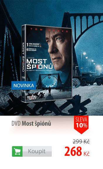 DVD Most špionů