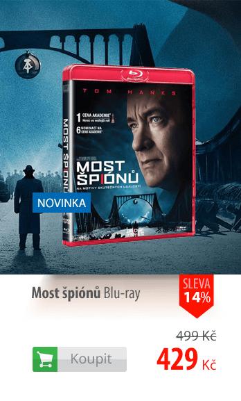 Most špionů Blu-ray