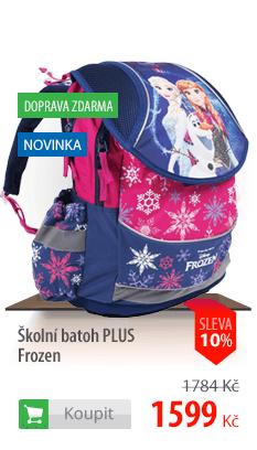 Školní batoh PLUS Frozen