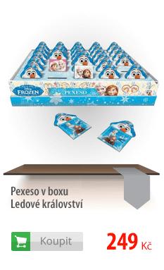 Pexeso Ledové království
