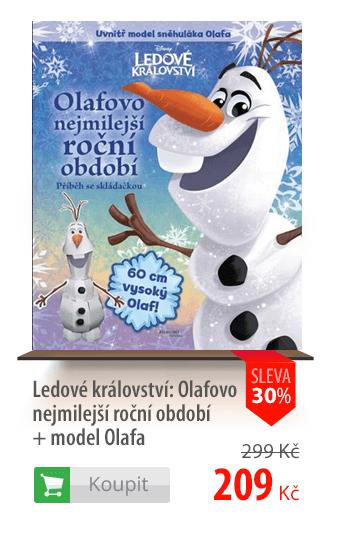 Ledové království - Olafovo nejmilejší roční období