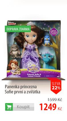 Panenka princezna Sofie první